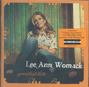 GREATEST HITS BY WOMACK,LEE ANN (CD)