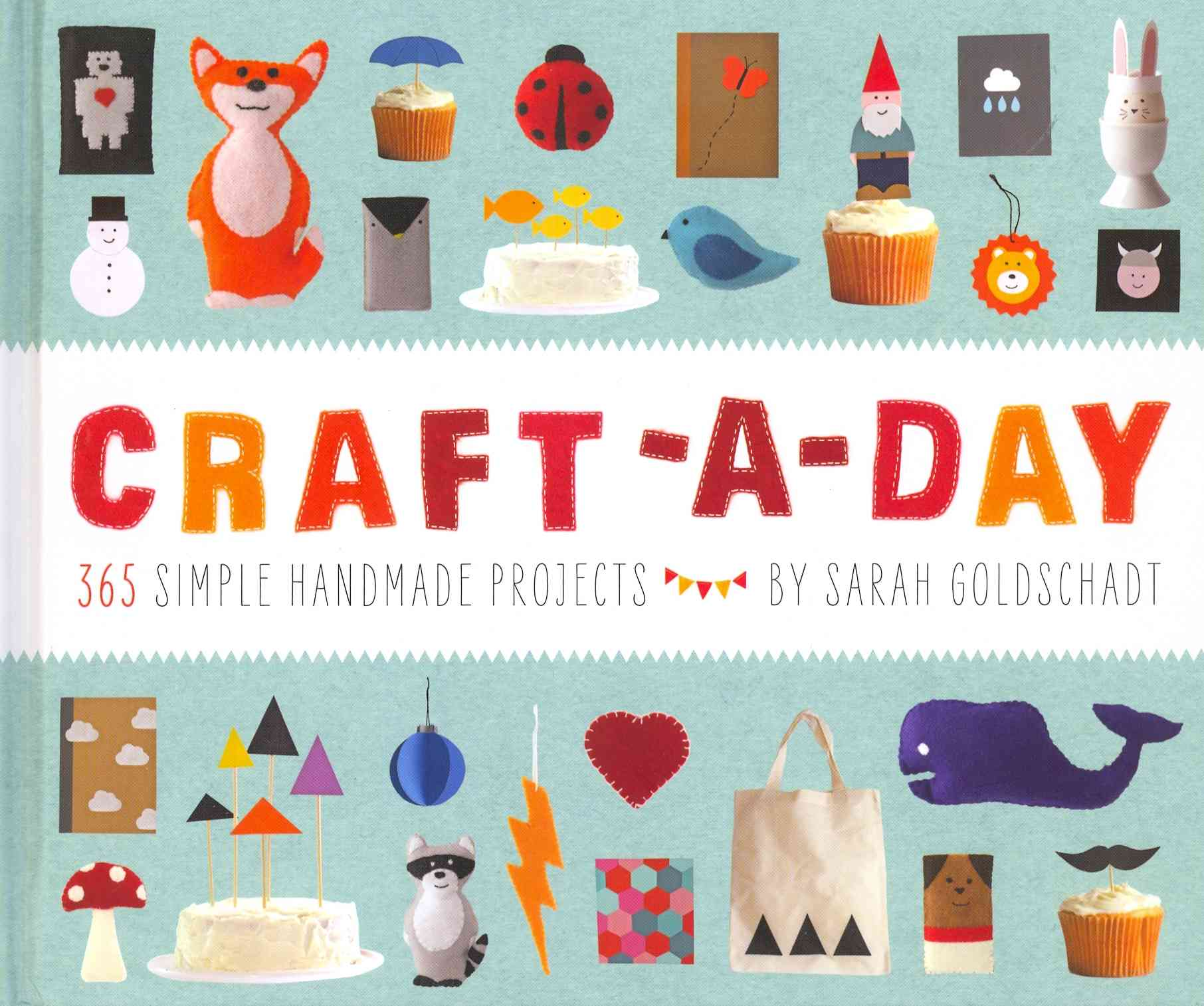 Craft-a-Day By Goldschadt, Sarah